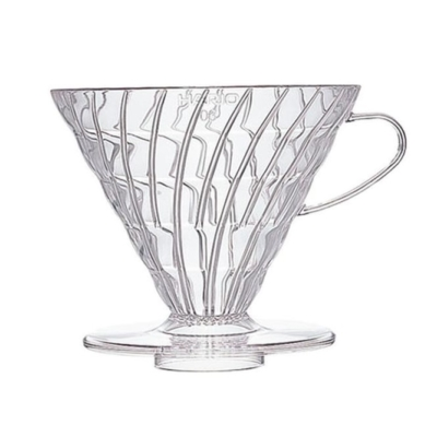 Hario Clear V60 Coffee Dripper 03