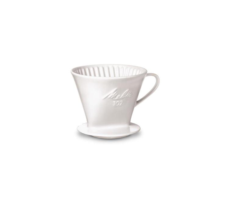Melitta Aromafilter 102 Porcelain Pourover R479